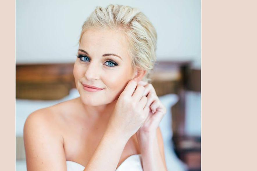Esmari LC makeup 1